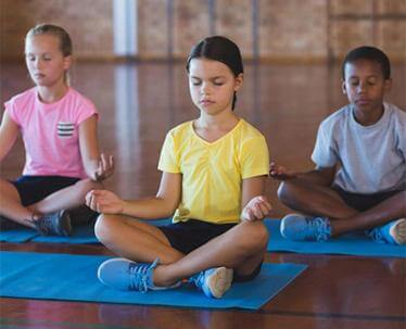 Kids Yoga Education
